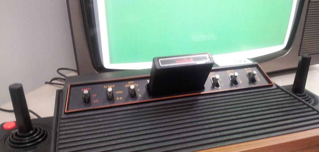 Atari 2600 Console