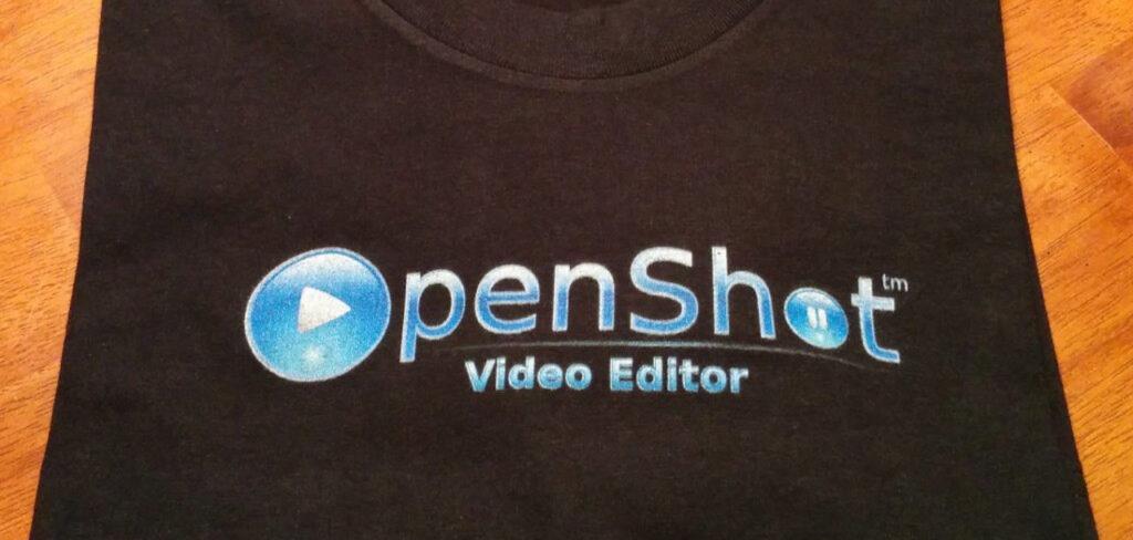 OpenShot T Shirt